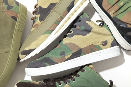 """Gourmet """"Camouflage"""" Pack – Fall/Winter 2012"""