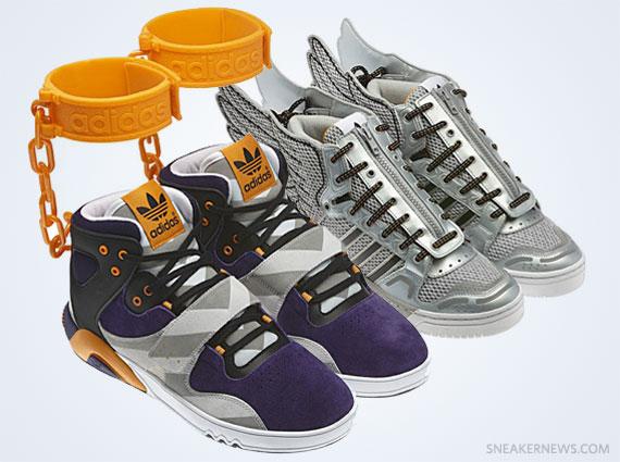buy popular 0a023 93a02 Jeremy Scott x adidas Originals - Fall/Winter 2012 Preview ...