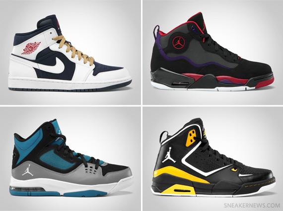 375f56ae23234e Jordan Brand July 2012 Footwear - SneakerNews.com