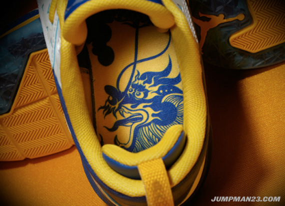 Jordan CP3.V quot Year Of The Dragonquot New Images