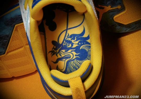 "Jordan CP3.V ""Year Of The Dragon"" – New Images"