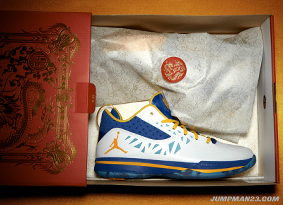 "eca5a328434065 Jordan CP3.V ""Year Of The Dragon"" – Release Reminder"