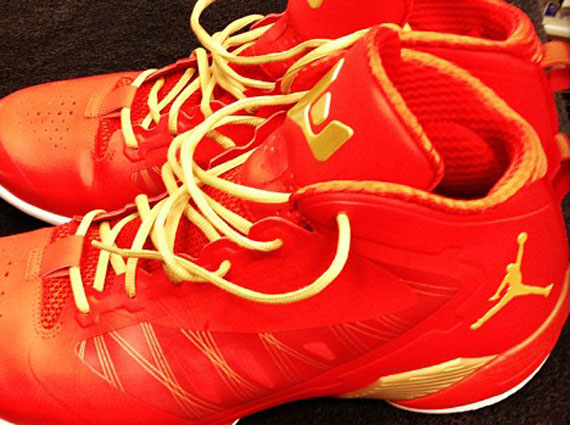 new photos 836f8 f8c4e Jordan Fly Wade 2 EV NBA Finals quotAwayquot PE cheap