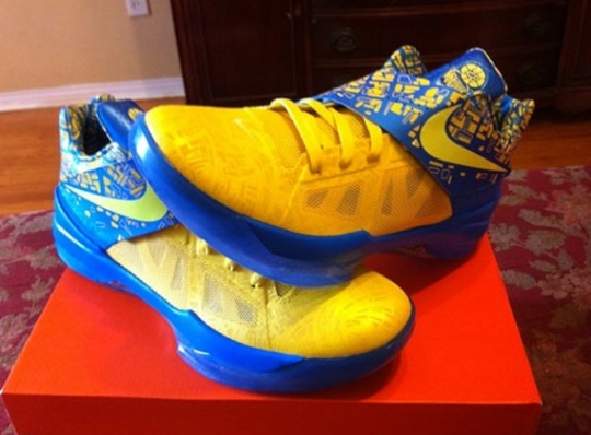 """Nike Zoom KD IV """"Scoring Title"""" – Available Early on eBay"""