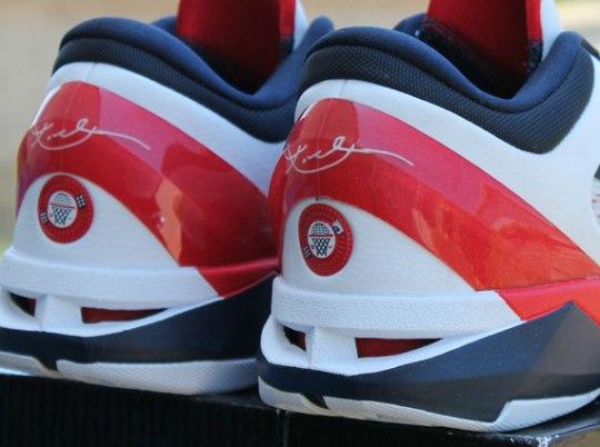 """Nike Zoom Kobe VII """"USA"""" – Release Reminder"""