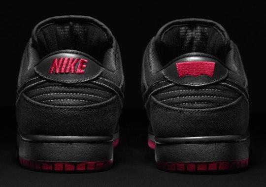 finest selection e4c13 1d18b Levi s x Nike SB Collection