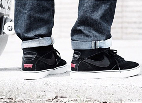 free shipping 2865d 21de3 Levi s x Nike SB Omar Salazar LR - SneakerNews.com