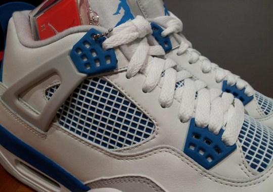"""Air Jordan IV """"Military"""" – Release Reminder"""
