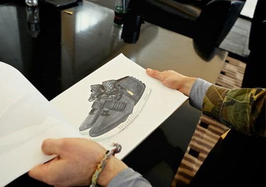 The Hue Interviews Air Yeezy 2 Designer Nathan Van Hook