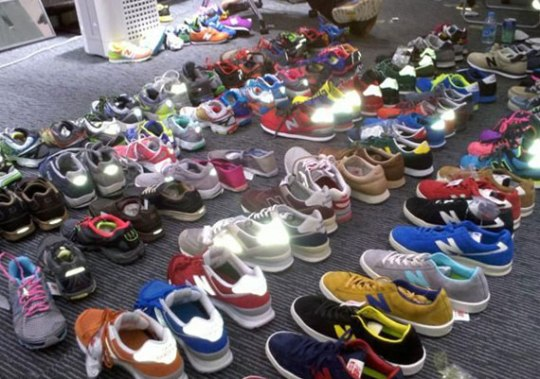 New Balance Spring 2013 Preview