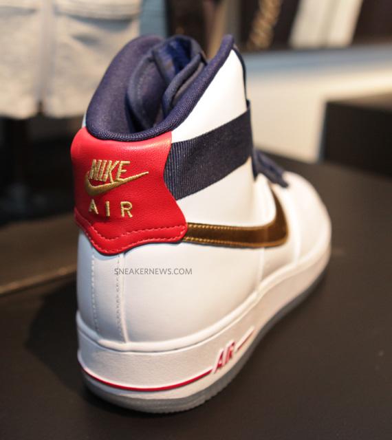 nike air force 1 high olympic