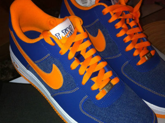"low priced c8b39 da8e5 Nike Air Force 1 Low ""Jeremy Lin"" – Available on eBay"