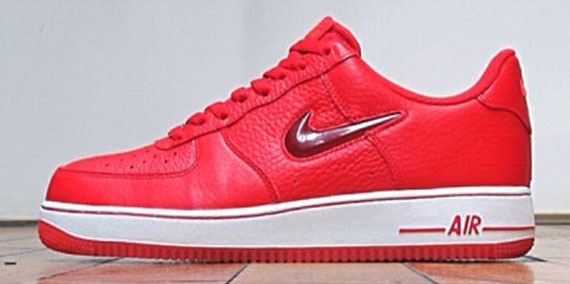 """sports shoes 5a9ce 27645 Nike Air Force 1 Low """"Jewel Pack"""" – Available - SneakerNews.com"""