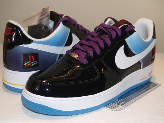 online retailer 87d59 f29af Nike Air Force 1 Low Playstation 012006. Photos kixclusiveNT