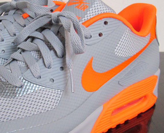Nike Air Max 90 Hyperfuse Stealth Oransje Ebay Butikk 3GWOU