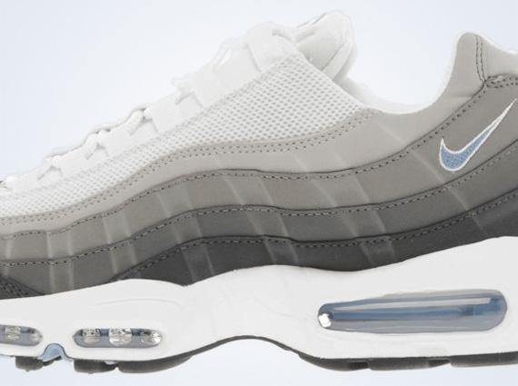 Nike Air Max 95 Grey Suede leoncamier.co.uk 65b0fa02e