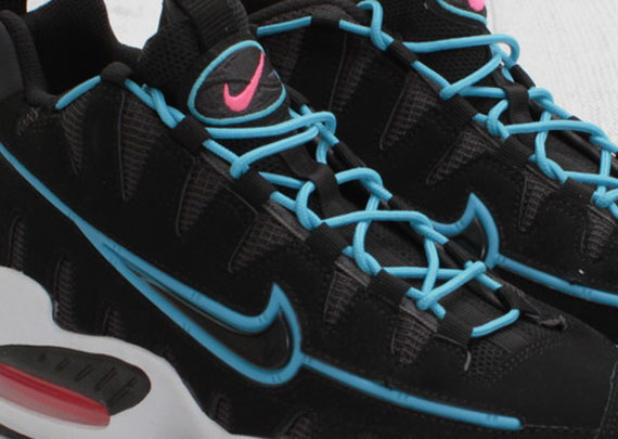 Nike Air Max NM – Anthracite – Turquoise Blue – Pink Flash