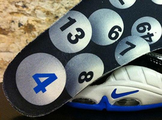 "Nike Air Max Sensation ""Draft Lottery"" – Chris Webber"