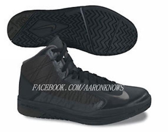 hyperdunk 2012 black