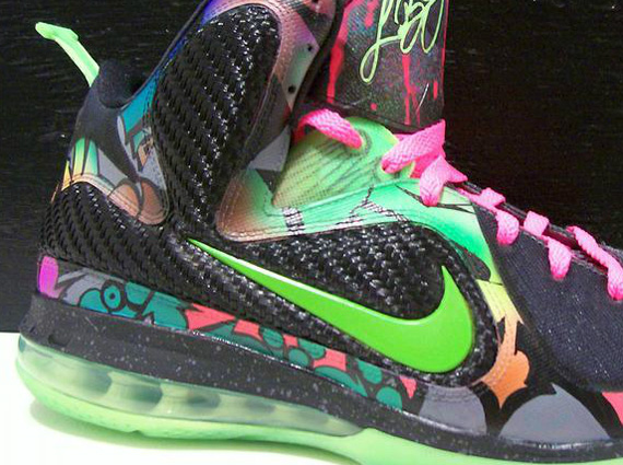 a34539ba71f Nike LeBron 9
