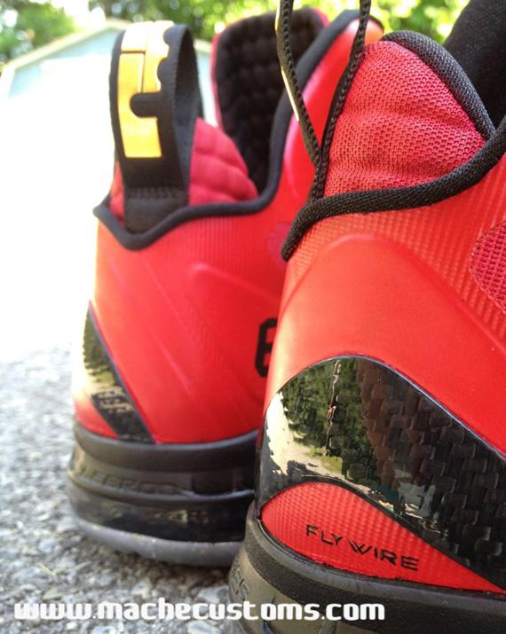 brand new 61c2f 1815f Nike LeBron 9 Elite .