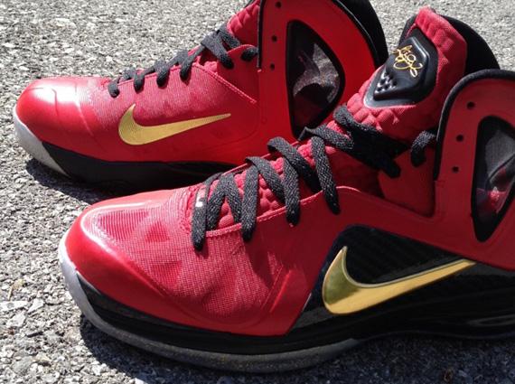 a9eaf2f7fb3 Nike LeBron 9 Elite