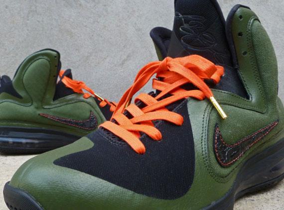 72de1b2eb380 Nike LeBron 9