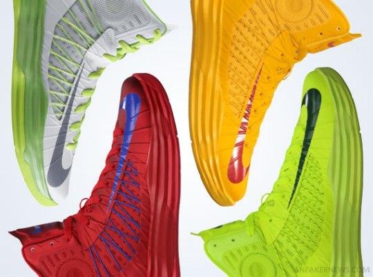 Nike Lunar Hyperdunk – Available