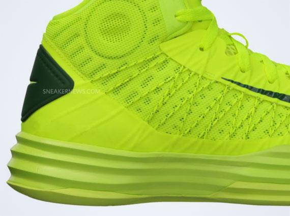 "new products 0139b df7f9 ... Shop this Article ... 2019 Discount Nike Hyperdunk ""Brazil"" Lucky  GreenSonic Yellow-Gorge Green  NIKE LUNAR HYPERDUNK 2014 VOLT ..."