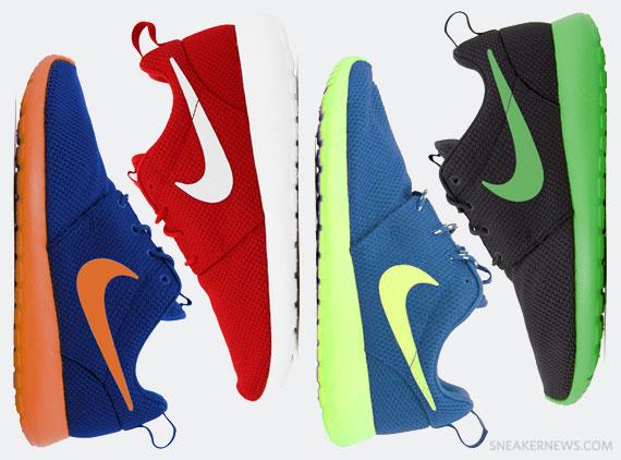 half off 395b2 5f4a9 Nike Roshe Run - Fall 2012 - SneakerNews.com