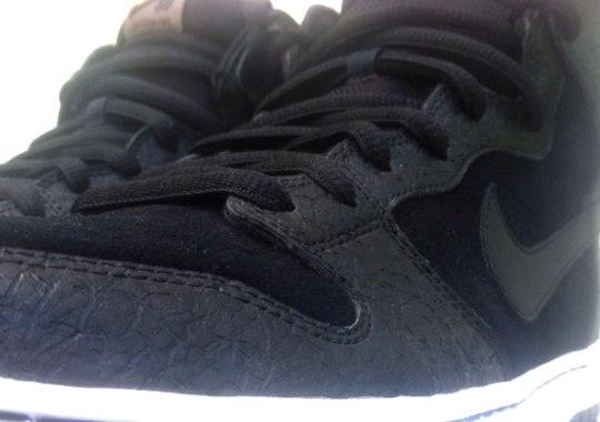 "Nike SB Dunk High ""Entourage"" Customs by Kayoitsofficial"