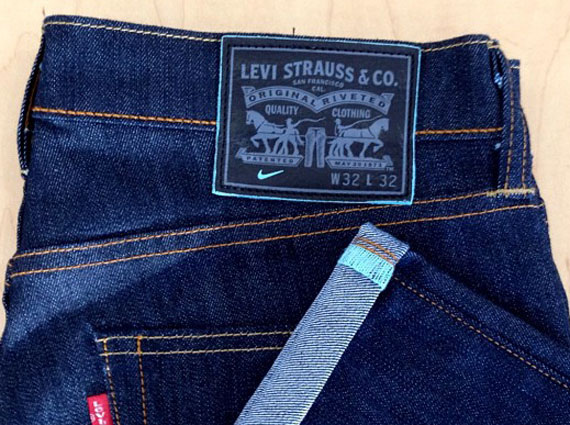 Nike SB x Levi s 511 Jeans New Images