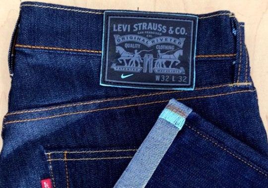 on sale 5d42c 29412 Nike SB x Levi s 511 Jeans – New Images