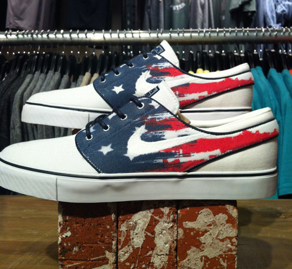 Nike Sb Stefan Janoski Custom Alterations Salvation