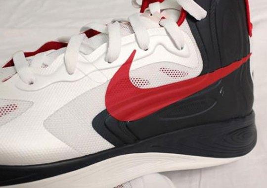 "reputable site 062bb b3180 Nike Zoom Hyperfuse 2012 ""USAB"""