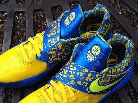 """Nike Zoom KD IV """"Scoring Title"""" – Release Date"""