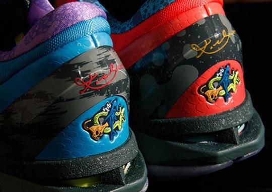 """Nike Zoom Kobe VII """"What the Kobe"""" – Release Date"""