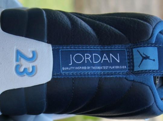 "Air Jordan XII ""Obsidian"" – Release Reminder"