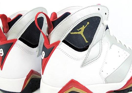 """""""Olympic"""" Air Jordan VII"""