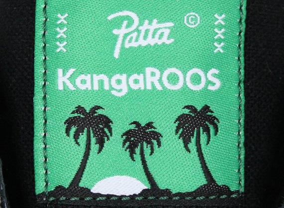 Patta x KangaROOS Tennis Oxford Release Info