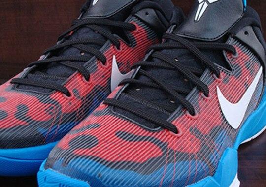 """""""Poison Dart Frog"""" Nike Zoom Kobe VII – Photo Blue – Team Orange   Available Early"""