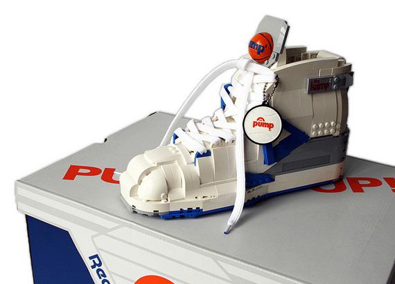 LEGO Reebok Pump By Orion Pax - SneakerNews.com 1ccbec5b84