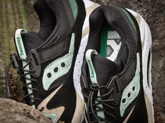 Sneaker Freaker x Saucony Grid 9000 | Sole Collector