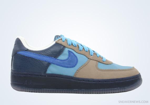 Stash x Nike Air Force 1 Low (2006)