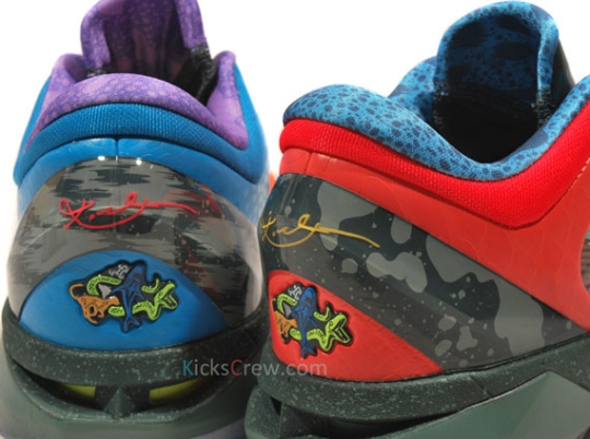 """""""What The Kobe"""" Nike Zoom Kobe VII"""