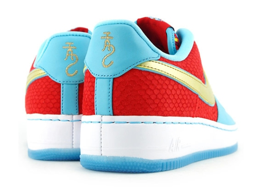 "Nike Air Force 1 Low ""Year of the Dragon"" II – New Photos"