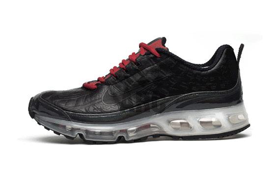 Nike Air Max 360. Black Black-Pro Red 312832-001 02 2006  160 b4c40a54a