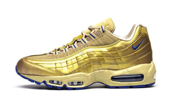air max 95 gold