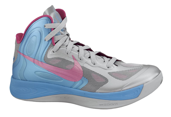sports shoes b7d65 7c588 488371-004  140. Nike Zoom Hyperfuse 2012. Wolf Grey Fireberry-Dynamic Blue  525022-001