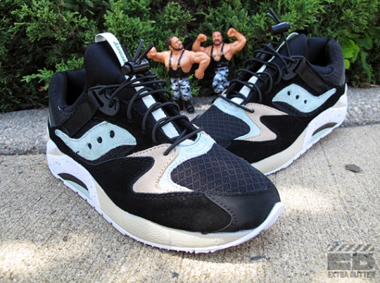 Sneaker Freaker x Saucony Grid 9000 – Available